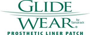 GlideWear Prosthetic Liner Patch