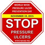 World Wide Pressure Ulcer Prevention Day